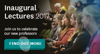 Button: Inaugural Lectures 2017