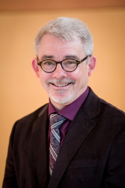 image of Professor Todd Little, recipient of The University of Auckland Hood Distinguished Visitor Award.