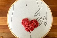 Period cross stitch thumbnail