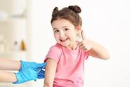 Thumbnail: child vaccination