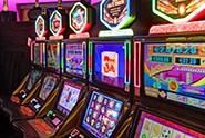Casino pokie machines