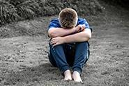 Depressed boy thumbnail