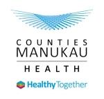 Counties Manukau District Health Board CM DHB logo