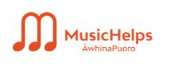 Music Helps Logo