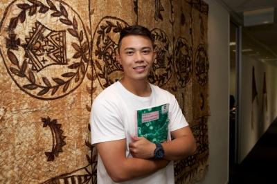 Colin Chan Chui Cert HSc - UG