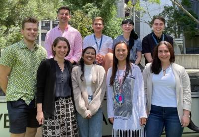 Mellor Lab group 2016