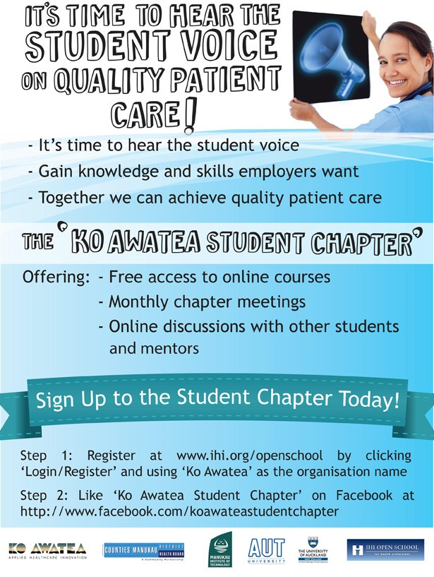 student-chapter-poster