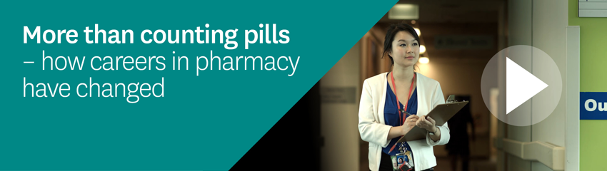 Watch our Pharmacy video.