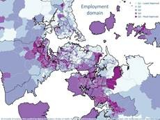 Interactive maps of deprivation in Auckland The University of Auckland