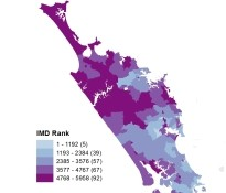 New Zealand Index of Multiple Deprivation (IMD) - The
